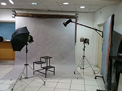 Studio photo portrait - Camara Toulouse Sud